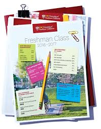 an insider s look at usc college admissions trojan family magazine
