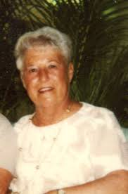 Lady Lucille Wagner, wife of Mr. Thomas O'Connell, passed away At St. Brigid's Home 5 June 2010, at the age of 88 years and 5 months. - O_Connell_Lucille
