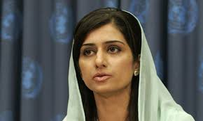 Hina Rabbani Khar. Photograph: David Karp. Age: 34. Appearance: More glamorous than William Hague. Yeah, but who isn't? All right, then: more glamorous than ... - Hina-Rabbani-Khar.-007