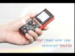 S2 <b>mileseey</b> laser distance meter - YouTube