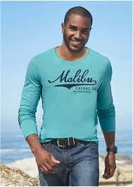 Мужские лонгсливы | <b>футболки с длинным рукавом</b> на bonprix