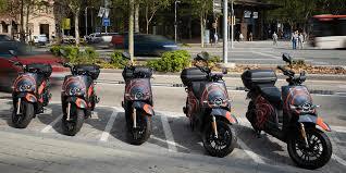 <b>Seat</b> Mó <b>e</b>-<b>scooter</b> sharing service kicks-off in Barcelona - electrive ...