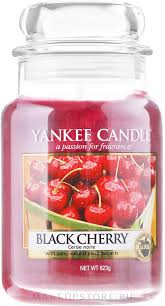 Yankee Candle Scented Votive <b>Black Cherry</b> - <b>Ароматическая</b> ...