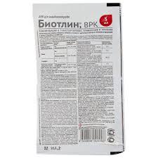 Средство от вредителейсадовых растений «Биотлин» 3 мл в ...