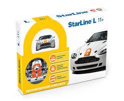 <b>Электромеханический замок</b> капота <b>StarLine L11+</b>
