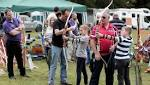 Viking raiders, bike stunts and ferret racing at Hurworth Country Fair