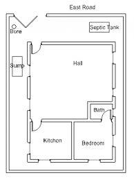Vastu house plan for an East facing Plot     Vasthurengan comVastu house plan for an East facing Plot