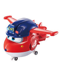 Трансформер <b>Джетт</b> (<b>команда</b> Полиции) <b>Super Wings</b> 7403203 в ...