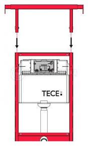 Комплект <b>крепления для инсталляций TECE</b> TECEPROFIL ...