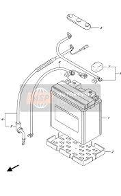 <b>Suzuki LT</b>-<b>A500X</b> KINGQUAD AXi 4X4 2017 Spare Parts - MSP