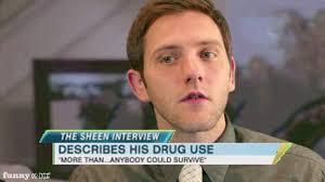 charlie sheen interviews videos articles pictures funny or die new charlie sheen interview exclusive kevin hodson