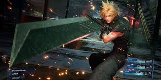 Final Fantasy 7 Remake Classic Mode is Turn-Based Combat