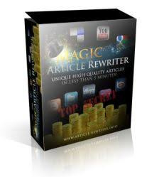 Download Magic Article Rewriter For Free   YouTube