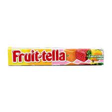 <b>Конфеты</b> Fruit-tella <b>жевательные</b> ассорти с натуральными ...