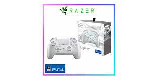 <b>Геймпад Razer Raiju Tournament</b> Edition (Mercury White) [PS4 ...