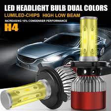 Xentec <b>CSP H4 HB2</b> 9003 1050W 157500LM LED Headlight Kit Hi ...