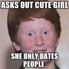 Funny Ginger Memes Part 1, Because Why Not? | Slightly Qualified via Relatably.com