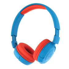 Купить <b>Наушники</b> Bluetooth <b>JBL JR300 BT</b> Blue (JBLJR300BTUNO ...