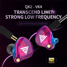 Amazon.co.jp: Tichan <b>QKZ VK4 Stereo</b> Earbuds with Cable Mobile ...