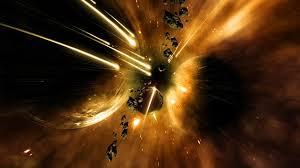 Resultado de imagen de energias oscuras entrando en la tierra