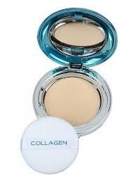 Enough <b>Пудра компактная</b> с <b>коллагеном</b> увлажняющая <b>Collagen</b> ...