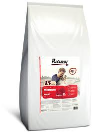 <b>Корм</b> для собак <b>Karmy</b> (15 кг) Medium Adult индейка — купить по ...