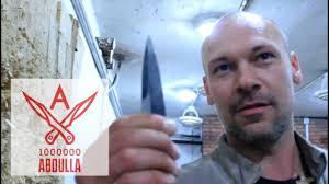 Хард тест <b>ножа Дятел</b> 2 в клубе СКАНФ - YouTube