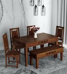Upto 70% Off on <b>Six</b> Seater <b>Dining</b> Sets