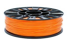 <b>ABS пластик</b> REC 1.75мм <b>оранжевый</b>