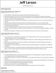 registered nurse resume net registered nurse resume example
