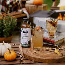 <b>Seasonal</b> Spiked <b>Tea</b> - Bai Flavor Life