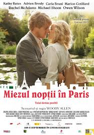 midnight in paris of extra large movie poster image imp extra large movie poster image for midnight in paris 2 of 4
