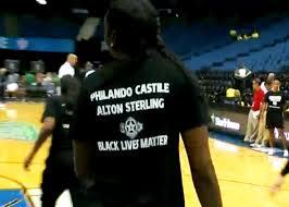 The WNBA's <b>Black Lives Matter</b> protest has set new standard for ...