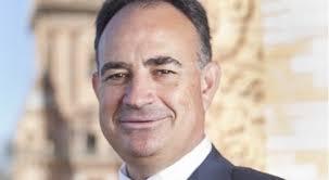 Manuel Romero cree que el rechazo de la Junta de Andalucía al Plan Hidrológico del Guadalquivir obedece a decisiones políticas - manuel_ortiz_presidente_guadalquivir