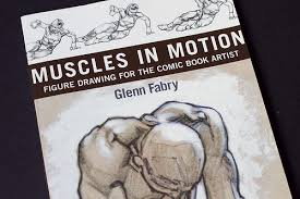 <b>Book</b> Review: Muscles in Motion: <b>Figure Drawing</b> for the <b>Comic</b> ...