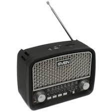 Обзор недорогого <b>радиоприемника SVEN SRP</b>-555