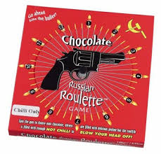 <b>Chocolate Russian</b> Roulette - Christmas Sweets And Festive Treats ...