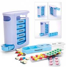Контейнеры для <b>таблеток</b> купить в интернет-магазине OZON.ru