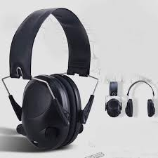 New TAC 6S <b>Anti</b>-<b>Noise</b> Audio Headphone <b>Tactical Shooting</b>