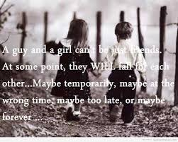 Boy And Girl Friendship Quotes. QuotesGram
