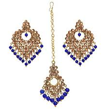 Jwellmart Indian Ethnic Partywear Traditional Gold ... - Amazon.com