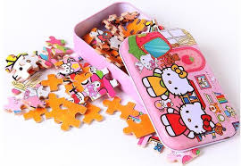 China <b>3D Wooden Jigsaw Puzzle</b> Kids Toy Promotional Gift ...
