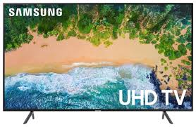 """<b>Телевизор Samsung UE43NU7100U</b> 42.5"""" (2018) — купить по ..."""
