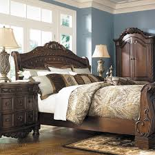 furniture t north shore:  picture of north shore queen sleigh bed