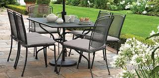 patio table and 6 chairs: outdoor furniture henley  seater  outdoor furniture