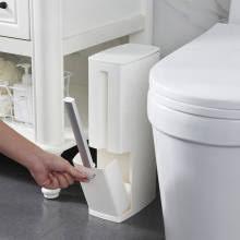 Узкий <b>урна</b> для ванной комнаты с Ершик для <b>туалета</b> мусорный ...