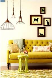 1000 ideas about yellow couch on pinterest couch purple teen bedrooms and deck makeover bright yellow sofa living