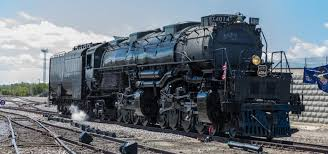 UP No. 4014 - The Big Boy - UP