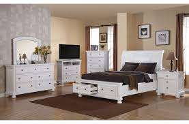 amazing white wood furniture sets modern design: bedroom affordable white queen bedroom sets with sleigh bed and tv stand queen bedroom