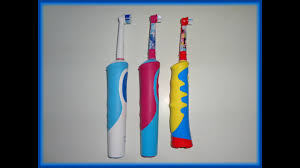 <b>Oral b</b> электрическая зубная щётка. - YouTube